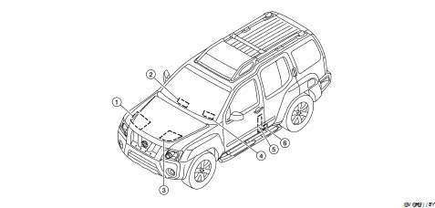 Nissan Xterra 2005 2007 2008 2010 Workshop Service Repair Manual besides 5 as well  on nissan micra 2016 canada