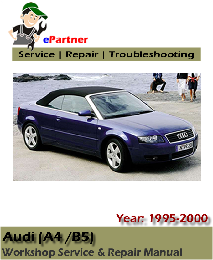 Audi A B Service Workshop Repair Manual on 1998 Audi A4 Transmission Diagram