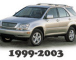 Lexus Rx300 1999 2003 Service Repair Manual